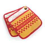MacKenzie-Childs Pot Holders - Heirloom