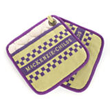 MacKenzie-Childs Pot Holders - Piccadilly