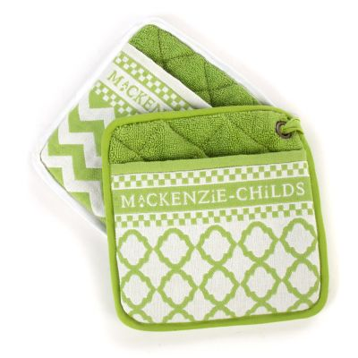 Key Lime Pot Holders - Set of 2