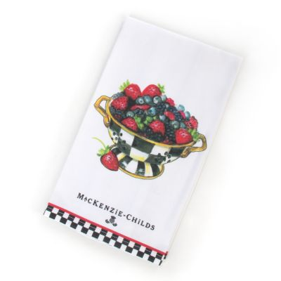 Berry Breakfast Dish Towel