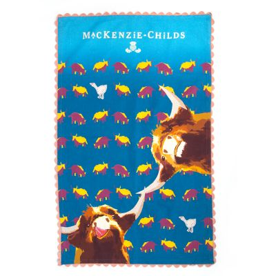 Divine Bovine Tea Towel