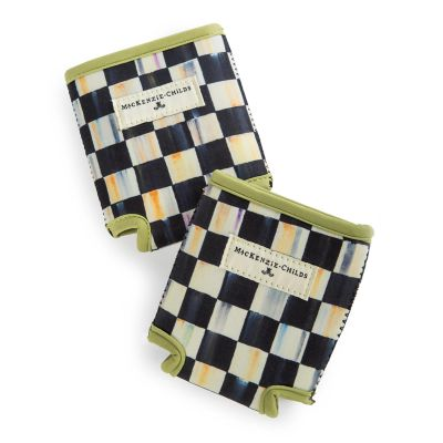 Courtly Check Cozies - Set of 2