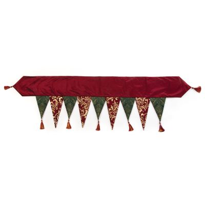 Yuletide Manor Mantel Scarf