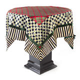 Holiday Tartan Table Topper