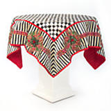 Bows & Boughs Table Topper