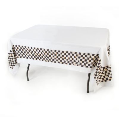 Courtly Check Tablecloth - Small