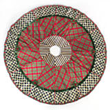 Holiday Tartan Tree Skirt