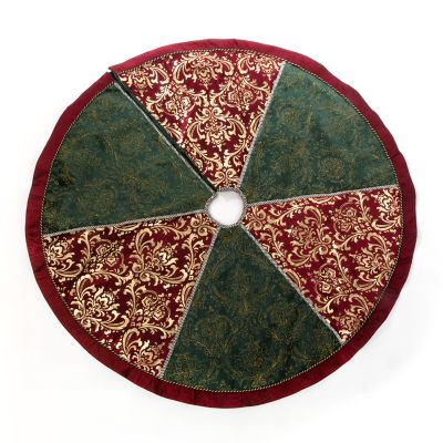Yuletide Manor Tree Skirt