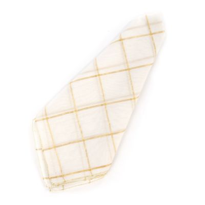 Sweetbriar Napkin - Windowpane