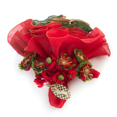 Holiday Napkin Bouquet