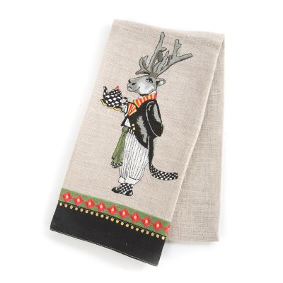 Mr. Moosely Guest Towel