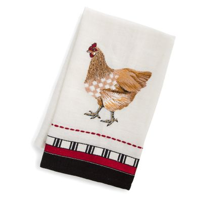 Lady of the Roost Guest Towel