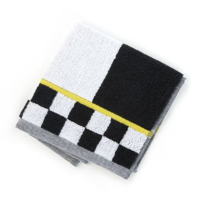 Courtly Stripe Washcloth