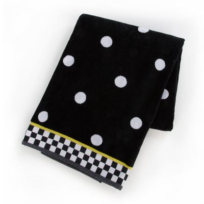 Dotty Beach Towel