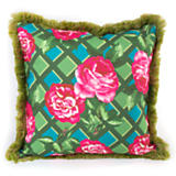 Greenhouse Outdoor Throw Pillow