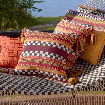 Sunset Pillows & More