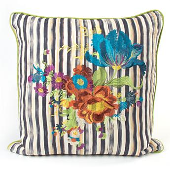 Tulip Square Pillow