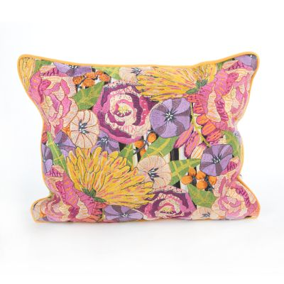 Shakespeare's Garden Lumbar Pillow - Small