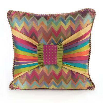 Kaleidoscope Square Pillow