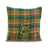 Highland Rose Square Pillow