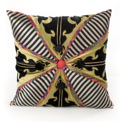 Portobello Road Square Pillow