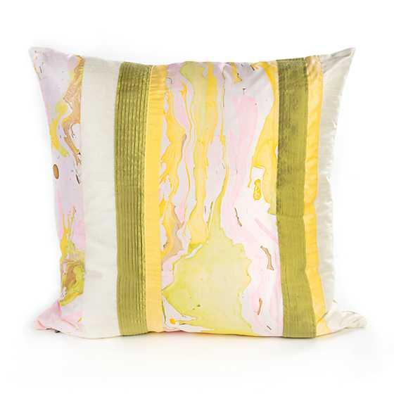 Mackenzie Childs Palazzo Large Pillow Pink