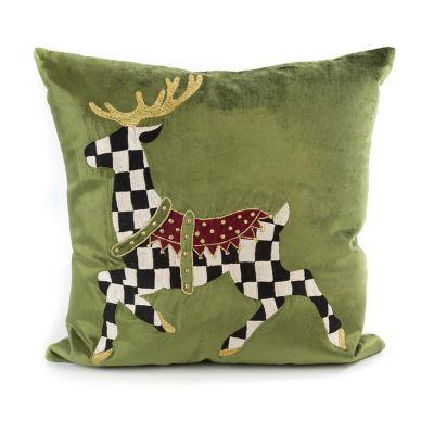 Prancer Pillow