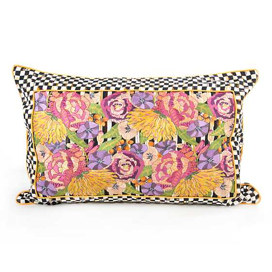 Mackenzie Childs Shakespeare S Garden Lumbar Pillow Medium