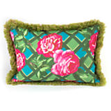 Greenhouse Outdoor Lumbar Pillow