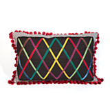 Criss Cross Lumbar Pillow