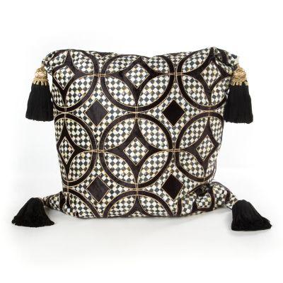 Florentine Pillow - Black