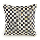 Courtly Check Pillow - 18
