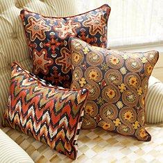 Cushions, Pillows, & Throws