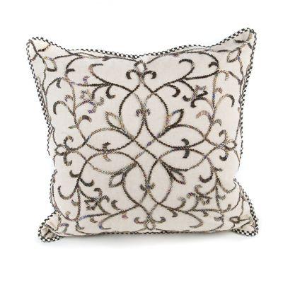 Garden Gate Pillow