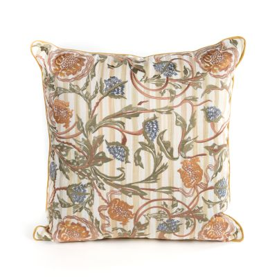 Devon Scroll Pillow