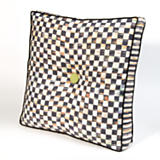 Courtly Check Cushion