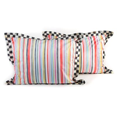 Chelsea Stripe Standard Shams - Set of 2