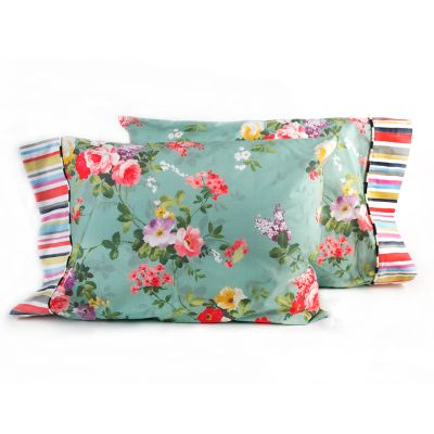 Chelsea Garden Standard Pillowcases - Set of 2