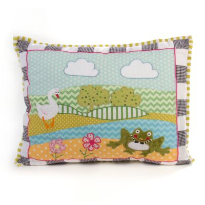 Frog Pond Pillow