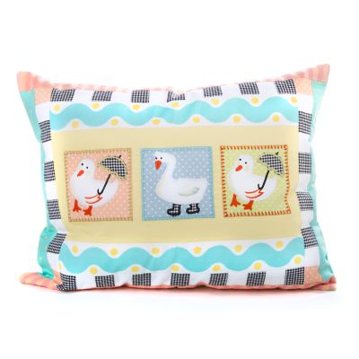 Duck Duck Goose Pillow
