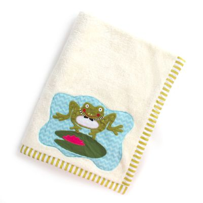 Frog Pond Cuddly Blanket