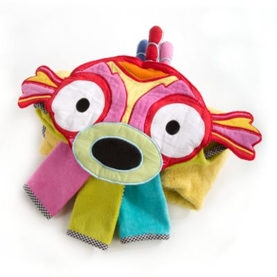 Hooded Towel Set - Happy Fish