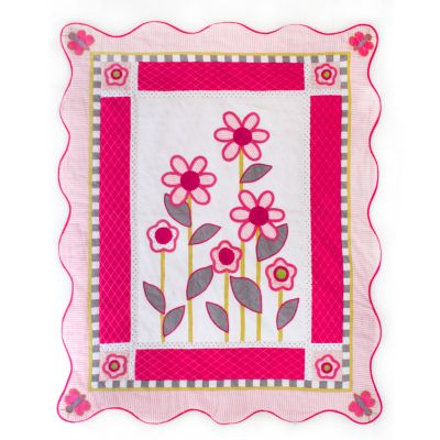 Posie Pop Quilt - Twin