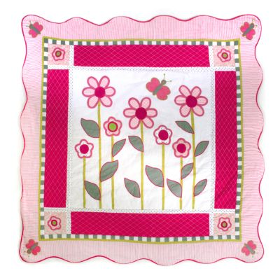 Posie Pop Quilt - Full/Queen