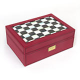 Courtly Check Letter Box