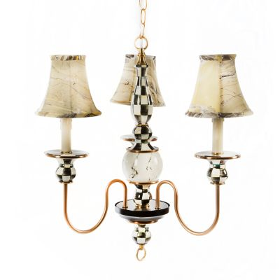Courtly Palazzo Chandelier - Small