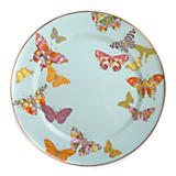 Butterfly Garden Charger/Plate - Sky