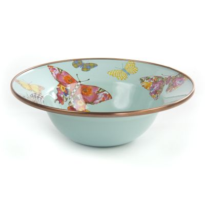 Butterfly Garden Breakfast Bowl - Sky