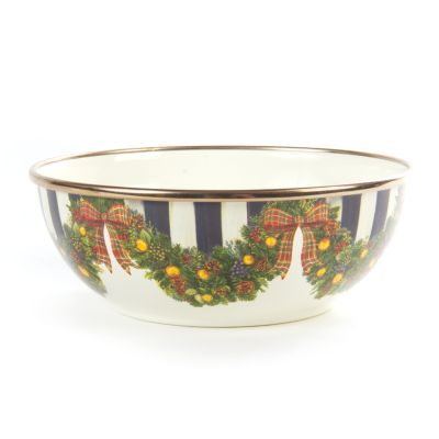 Evergreen Enamel Everyday Bowl