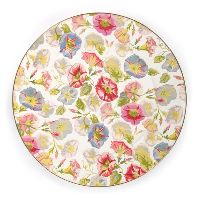 Morning Glory Serving Platter